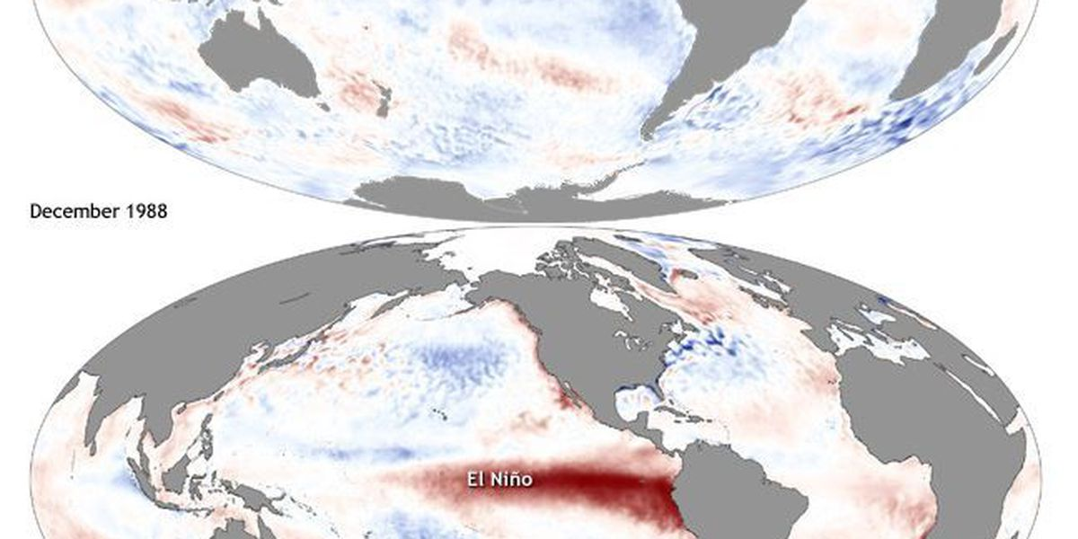 Getting ahead of winter: How La Niña changes the weather