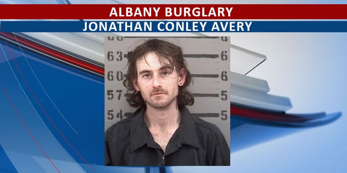 1 charged in Albany burglary incident