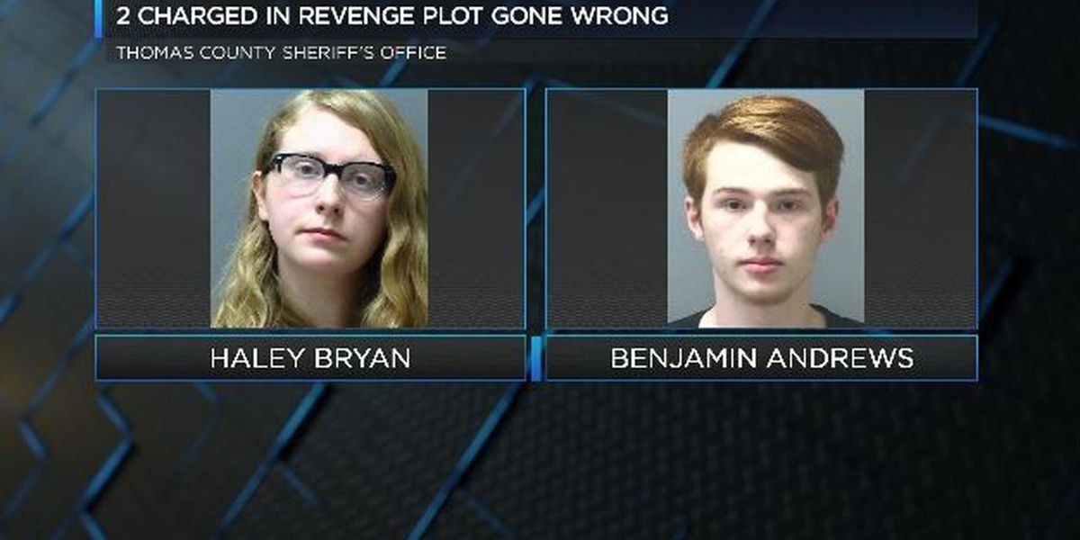Deputies: 2 Thomas Co. teens charged in revenge plot gone wrong