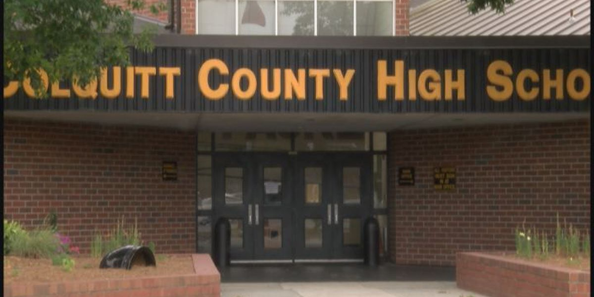 Colquitt County High is making the move