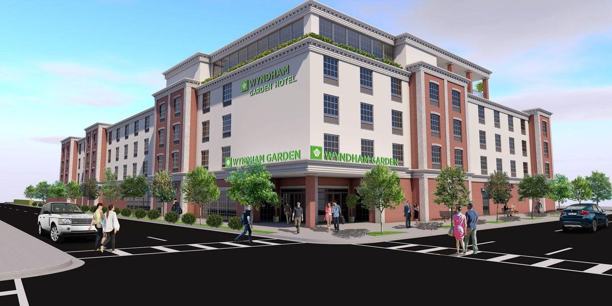 New design revealed for downtown Valdosta hotel