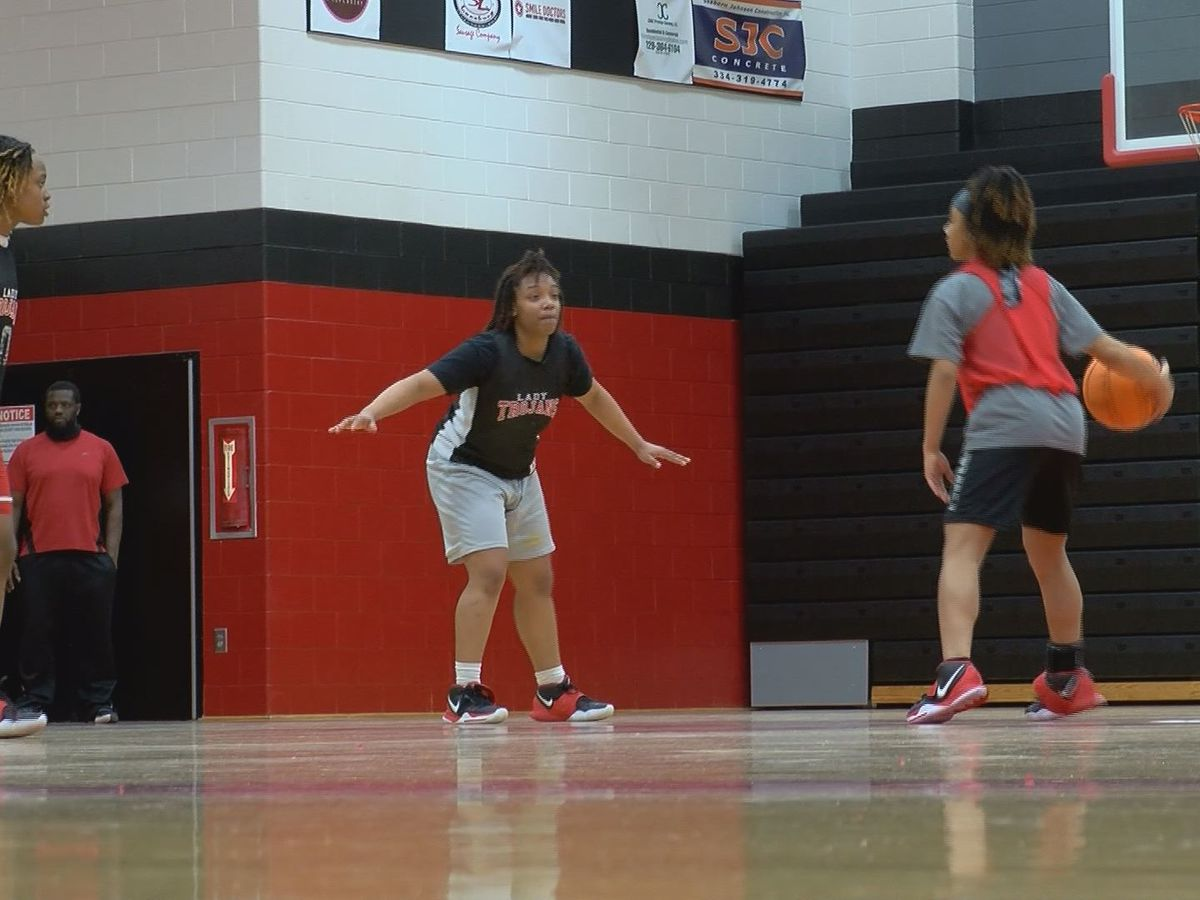 Lady Trojans from Lee County gearing up for their first region title appearance since 2010