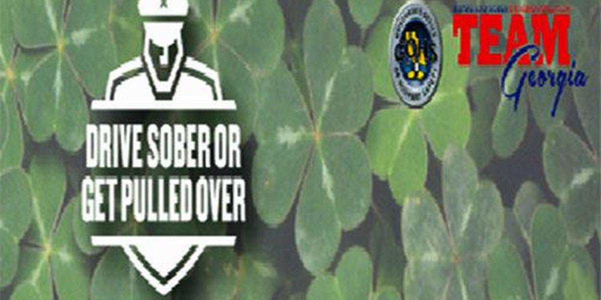 GOHS reminding drivers to drive sober this St. Patrick's Day