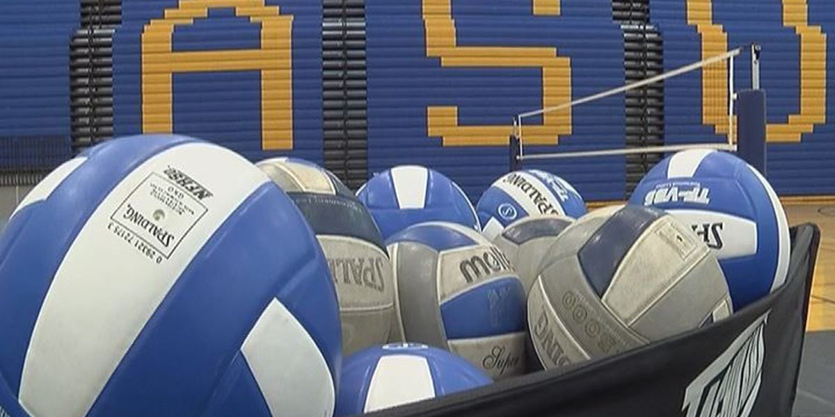 ASU Volleyball dedicates game to Breast cancer awareness