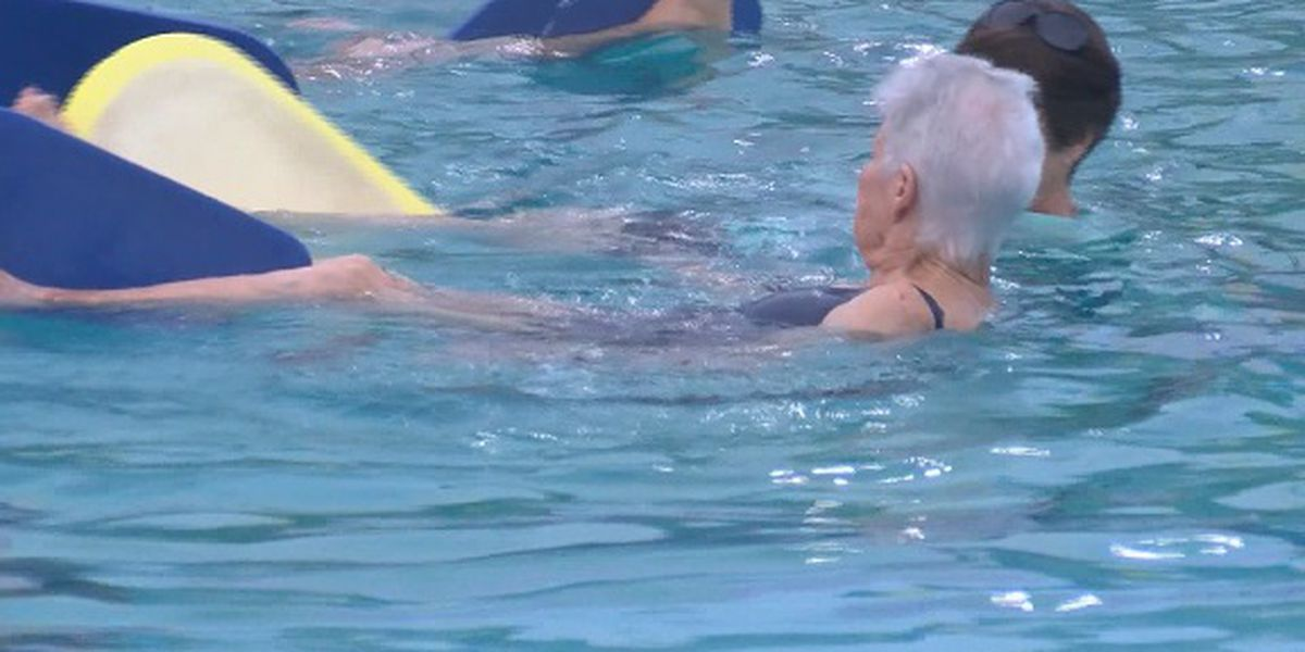 95-year-old Statesboro woman credits exercise for keeping her young