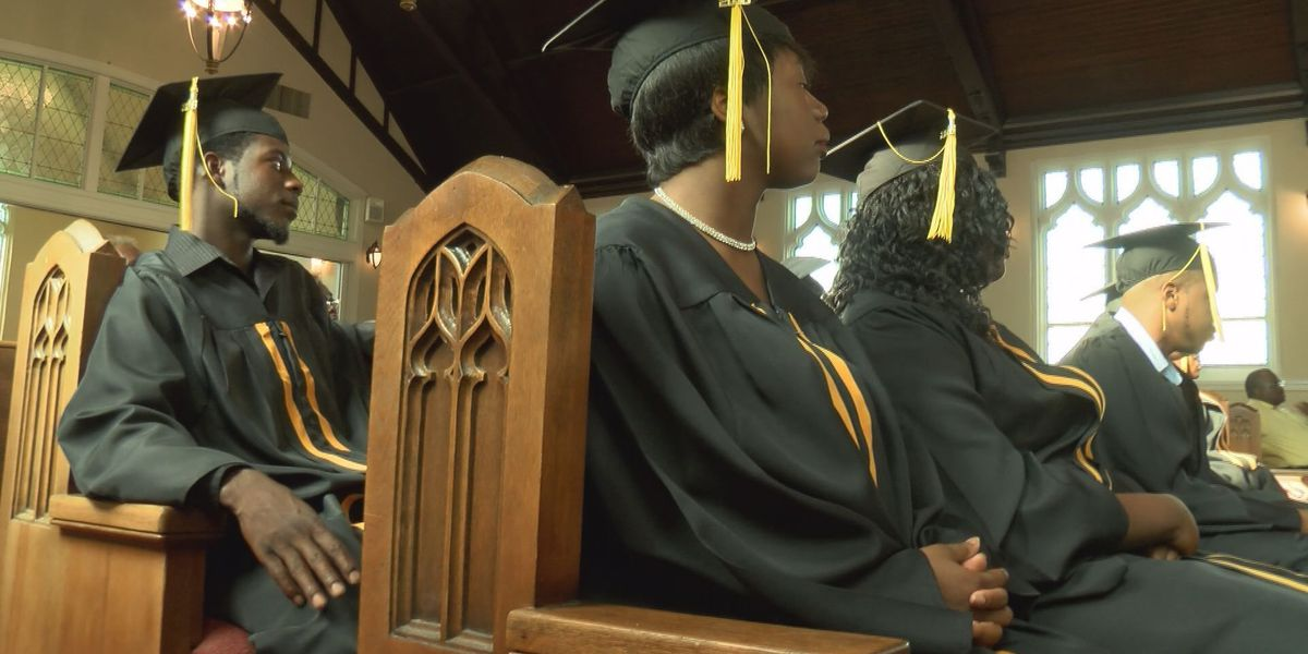 13 parents receive free GED