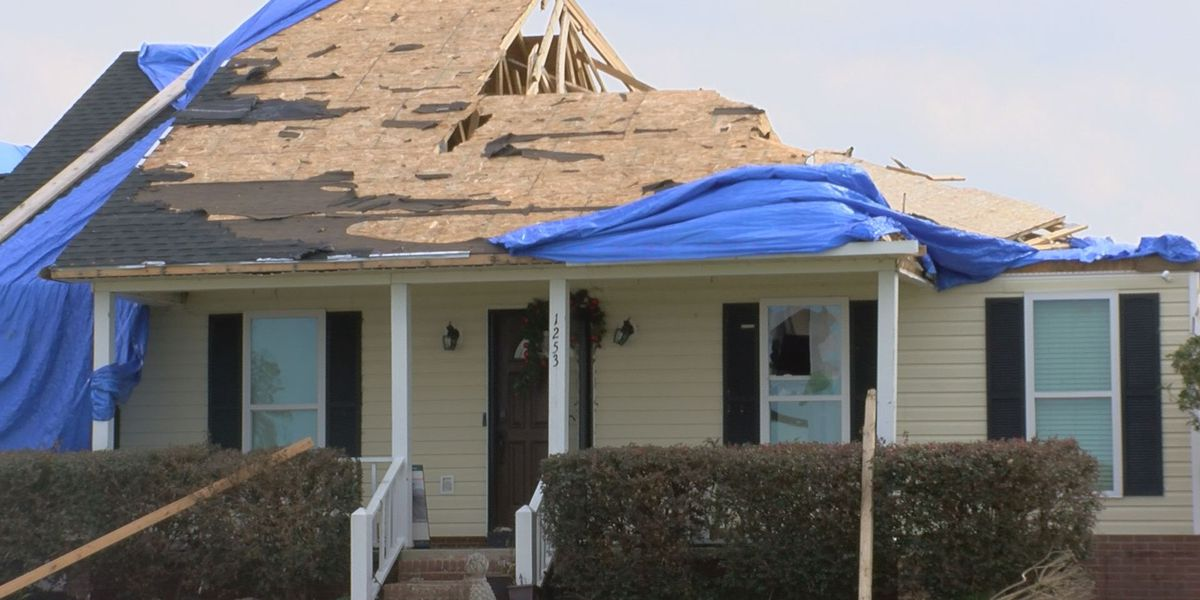 Irwin Co. homeowners prepared for more storms after December's destructive tornado