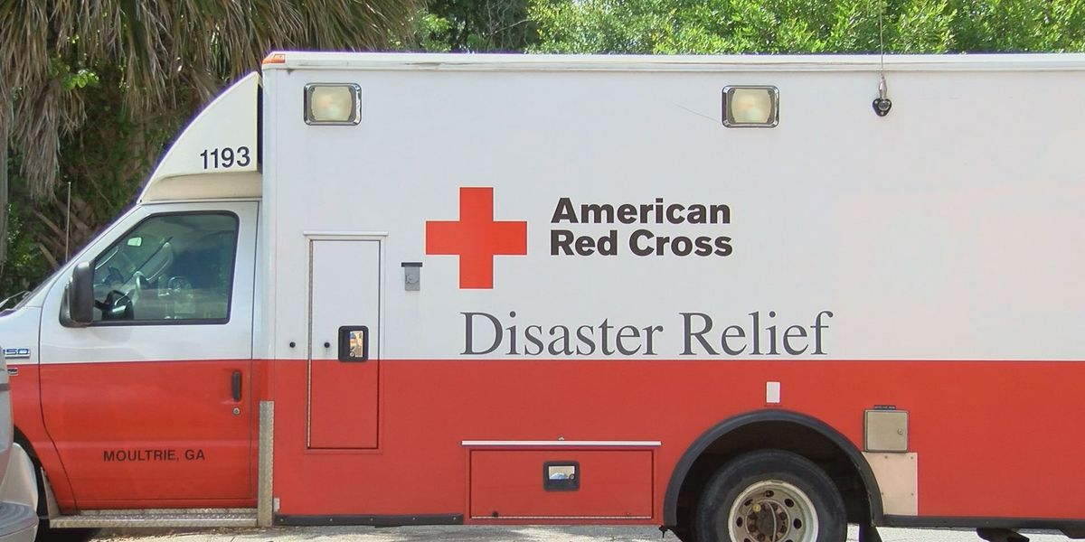 American Red Cross partners with South GA counties for severe storms