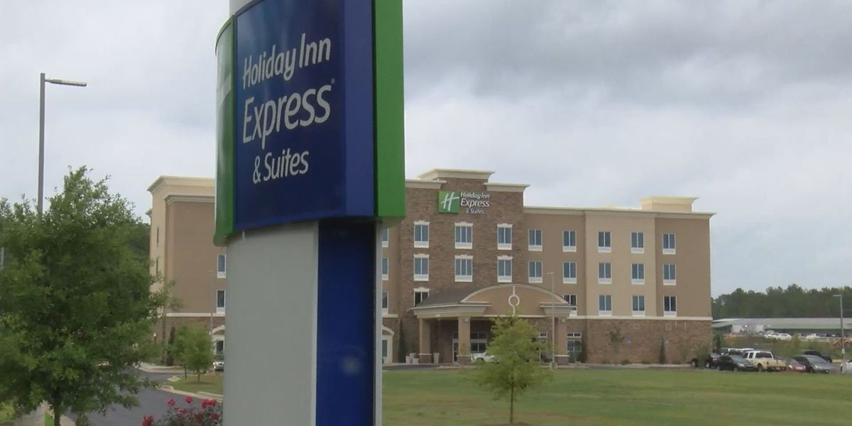 Hotels fill up as severe weather rolls through SWGA