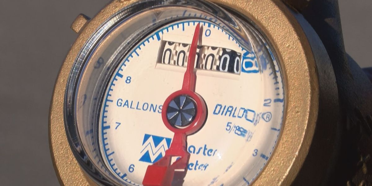 Lee Co. Utility Authority apply for federal loan to upgrade water meters