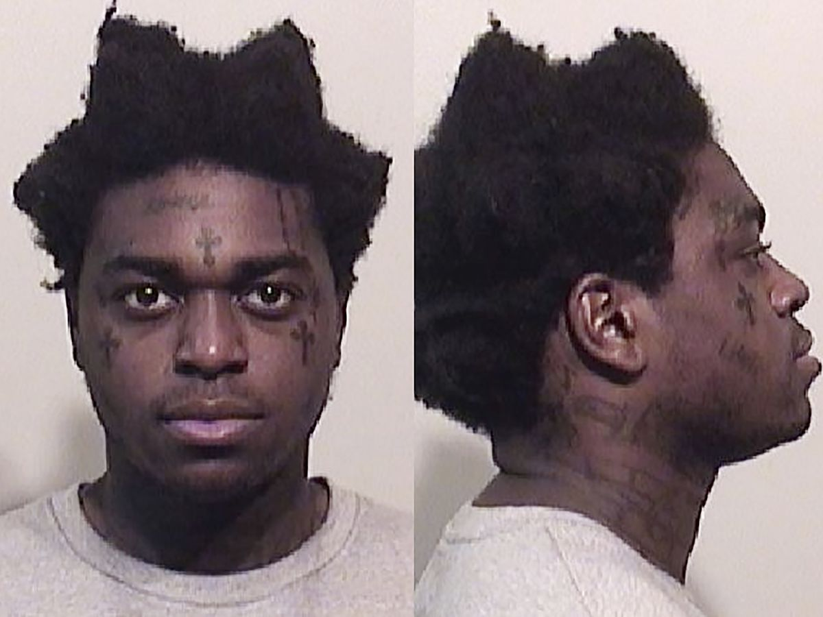 Kodak Black arrested on drug, gun charge at Canadian border