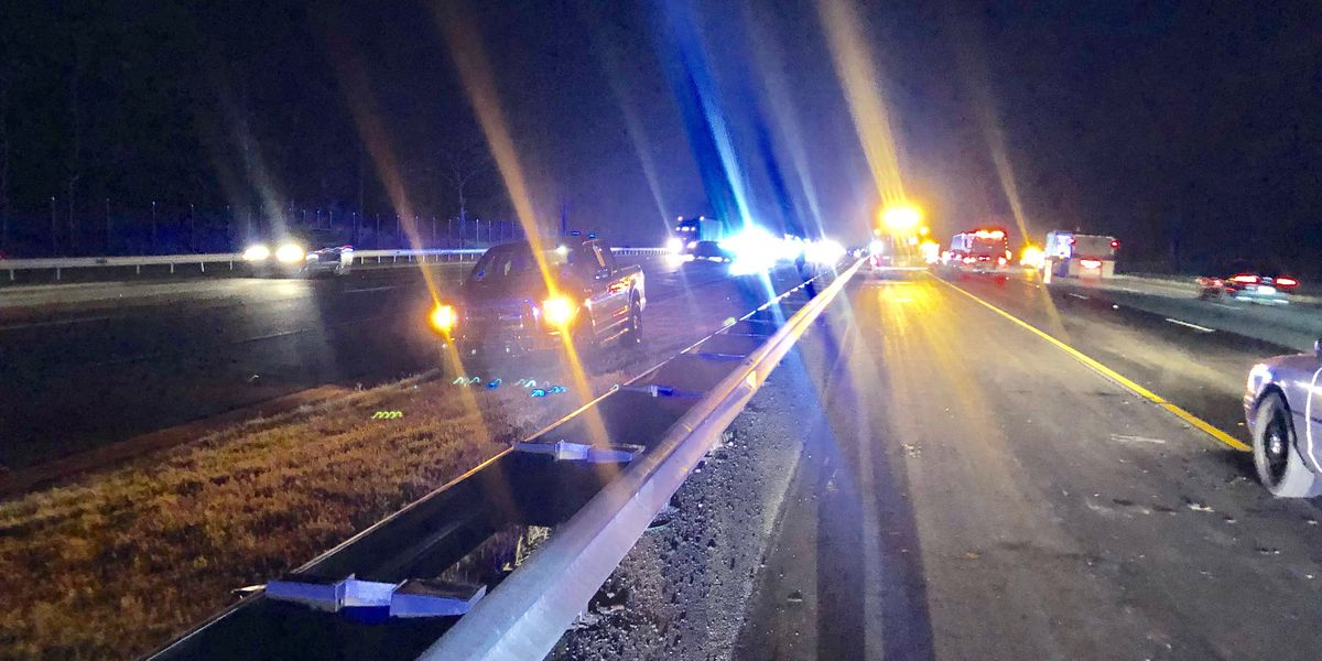 Man hit on I-75 in Crisp County identified