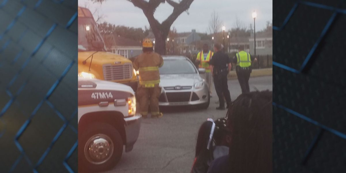 School bus driver cited after wreck at Albany intersection