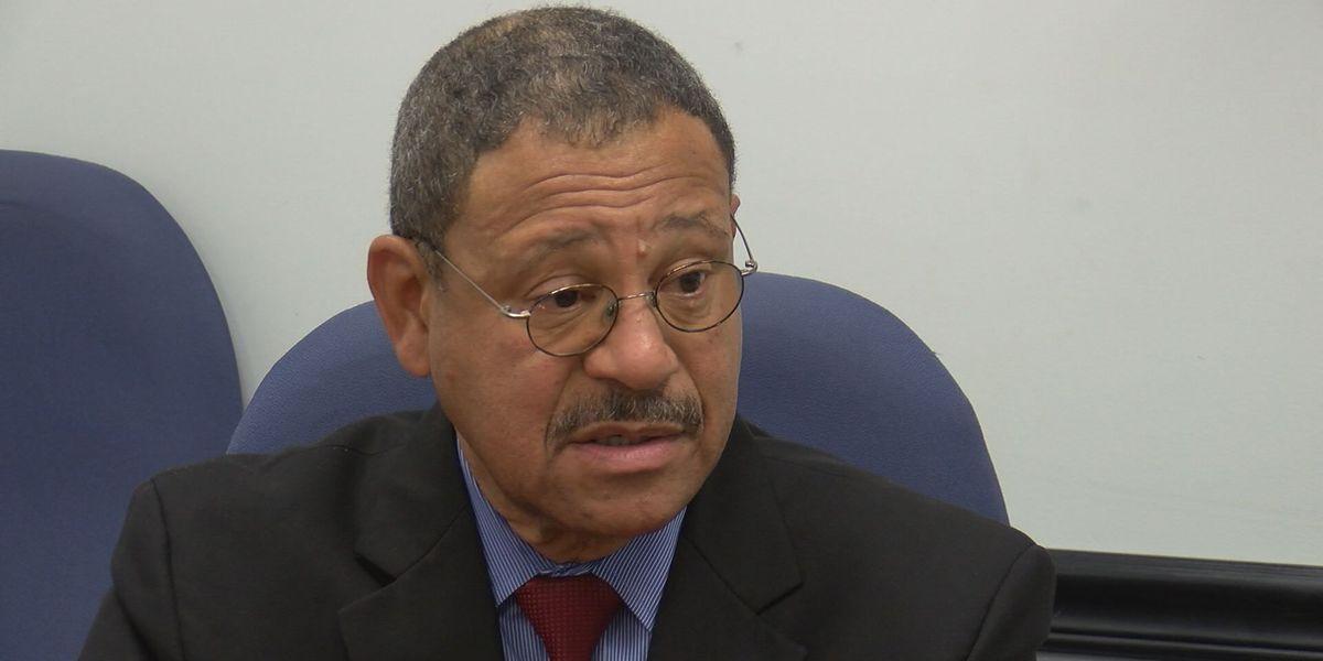 """Bishop: Damage """"will far exceed"""" FEMA limits"""