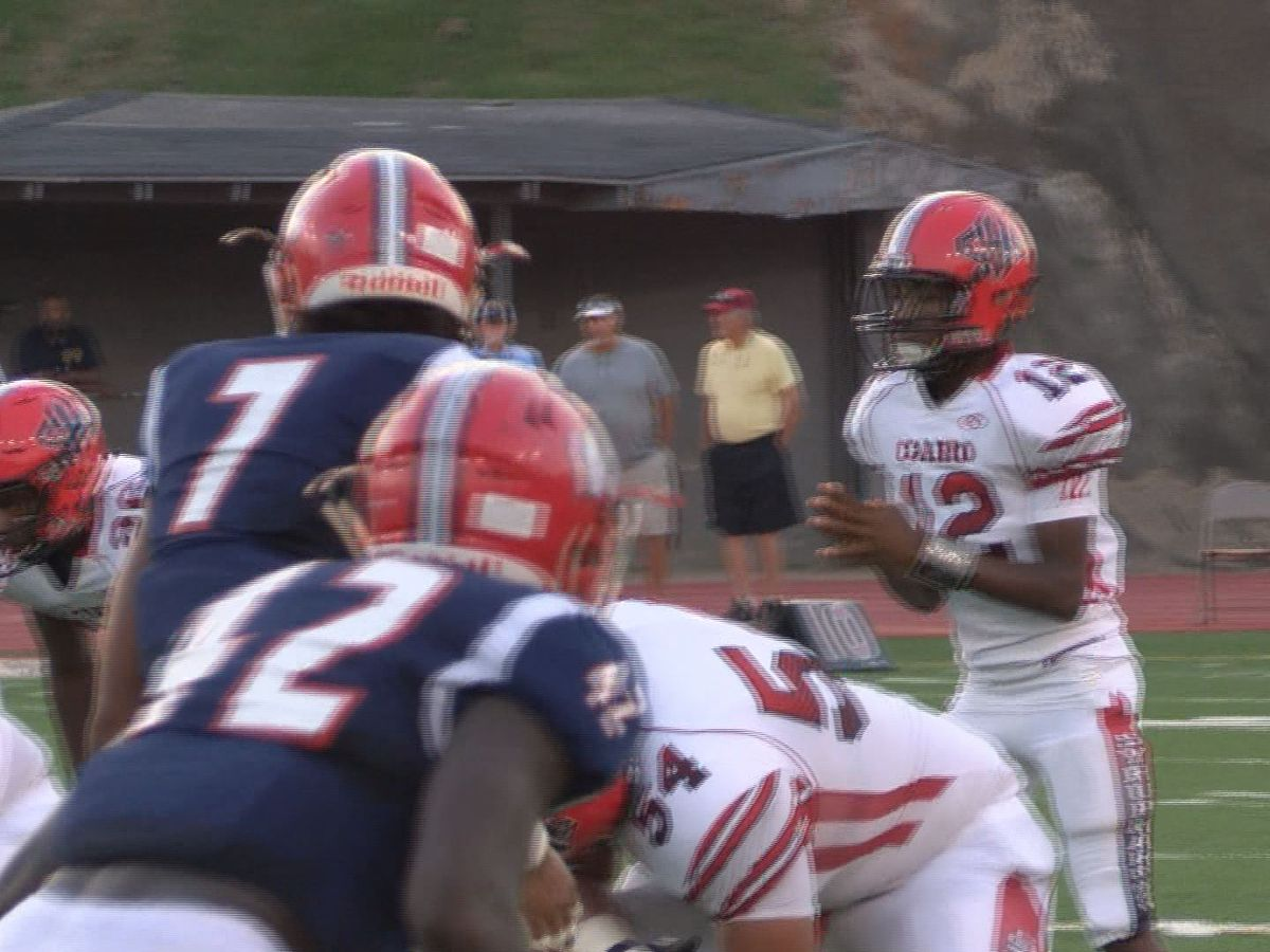 Cairo starts fast, holds on for close win over Westover