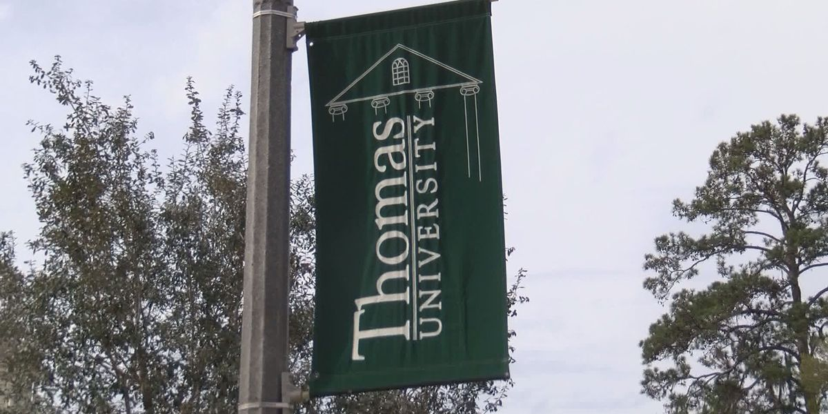 Thomas University briefly locked down after shooting near campus