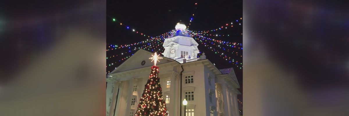 Downtown Moultrie offers exciting Canopy of Lights changes for community