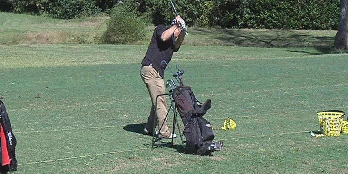 Golfers play in tournament to raise funds for scholarships