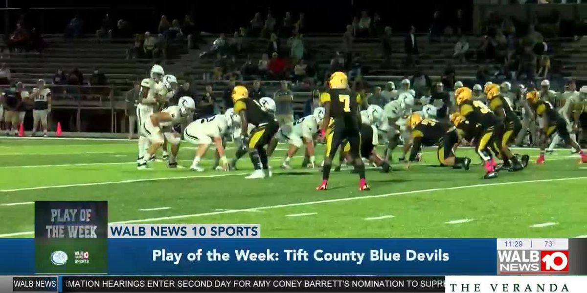 Play of the Week: Tift County Blue Devils