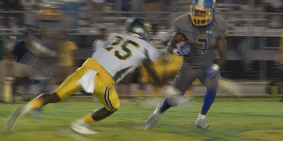 WALB PLAY OF THE WEEK (9/25/17): Crisp Co.'s Smith makes money moves
