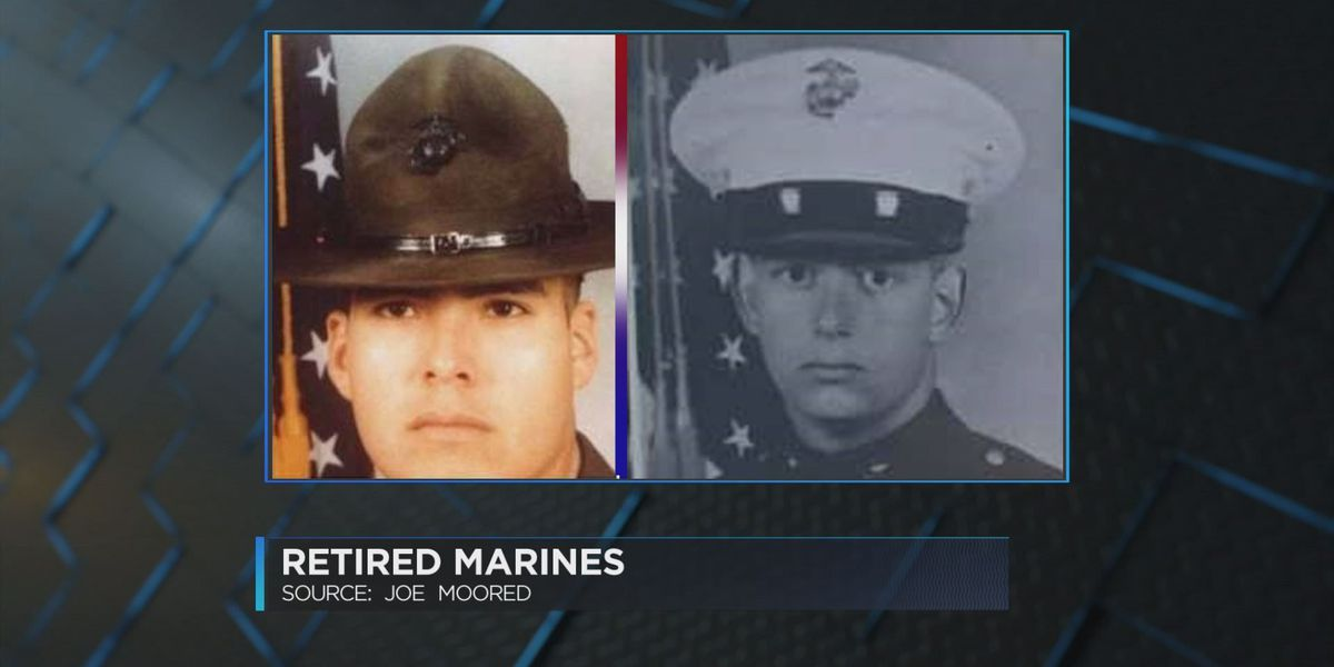 After nearly 40 years, retired Marine thanks his drill instructor