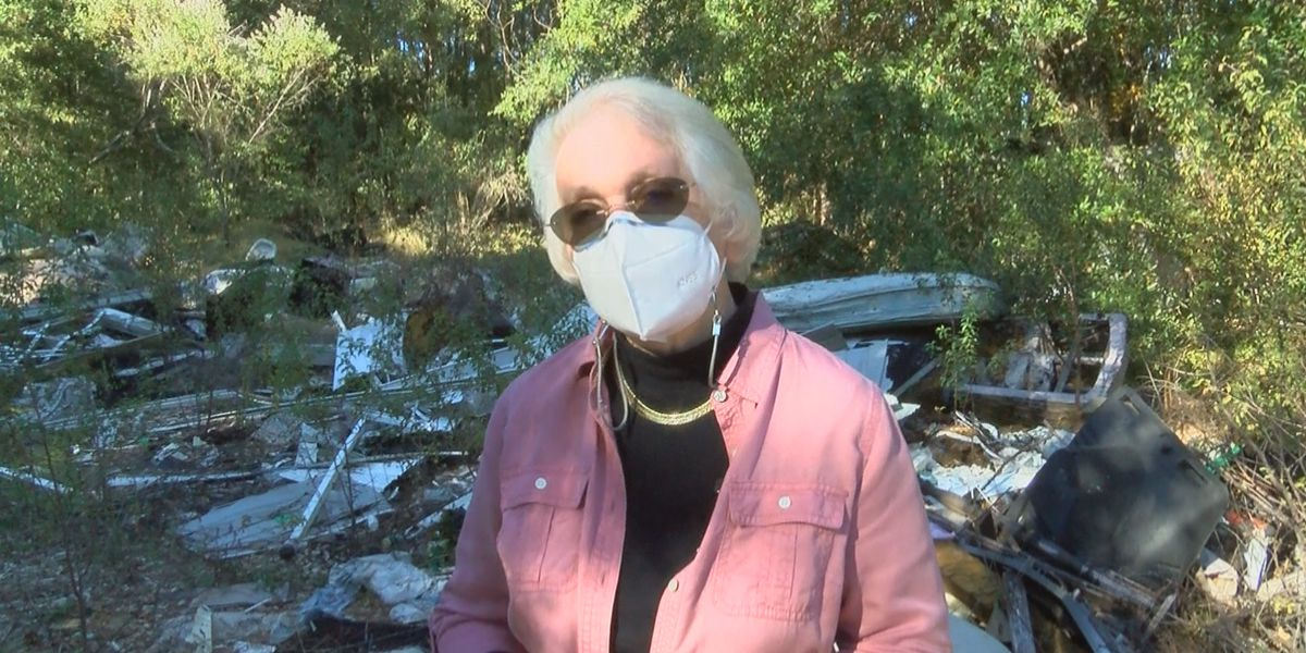 Large illegal dumpsite discovered in Dougherty Co.