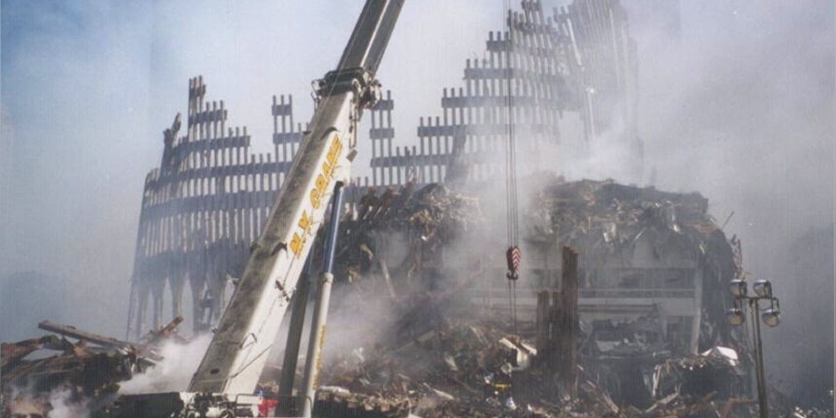 Dougherty Co. coroner recounts being at Ground Zero the day after 9/11
