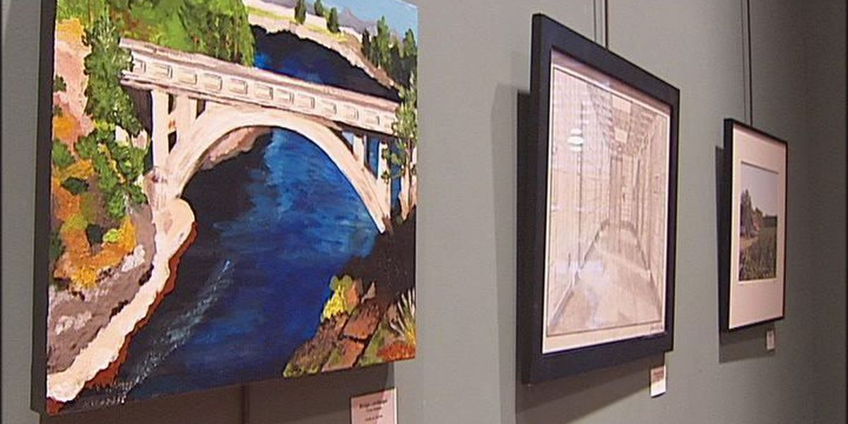 Area college students showcase artistic skills in competition