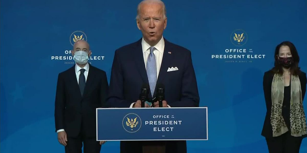 Biden moves ahead with assembling administration