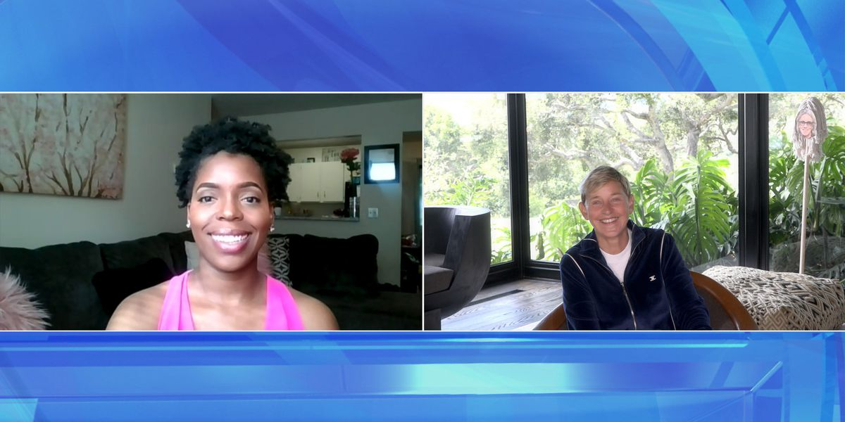 Columbus teacher appearing on 'Ellen'