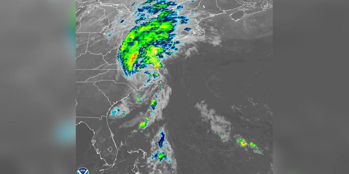 Flooding, power outages plague Carolinas as Isaias weakens to tropical storm