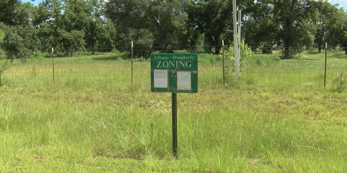 Albany Dougherty Planning Commission looks to rezone land