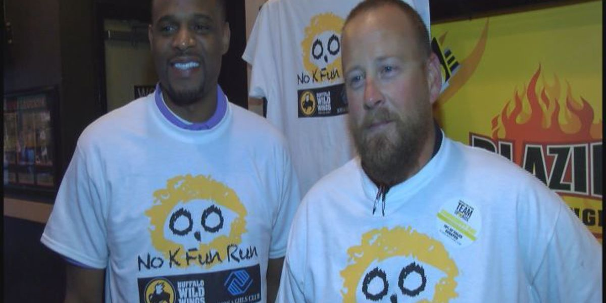 "Buffalo Wild Wings supports youth organization through ""Community Day"""
