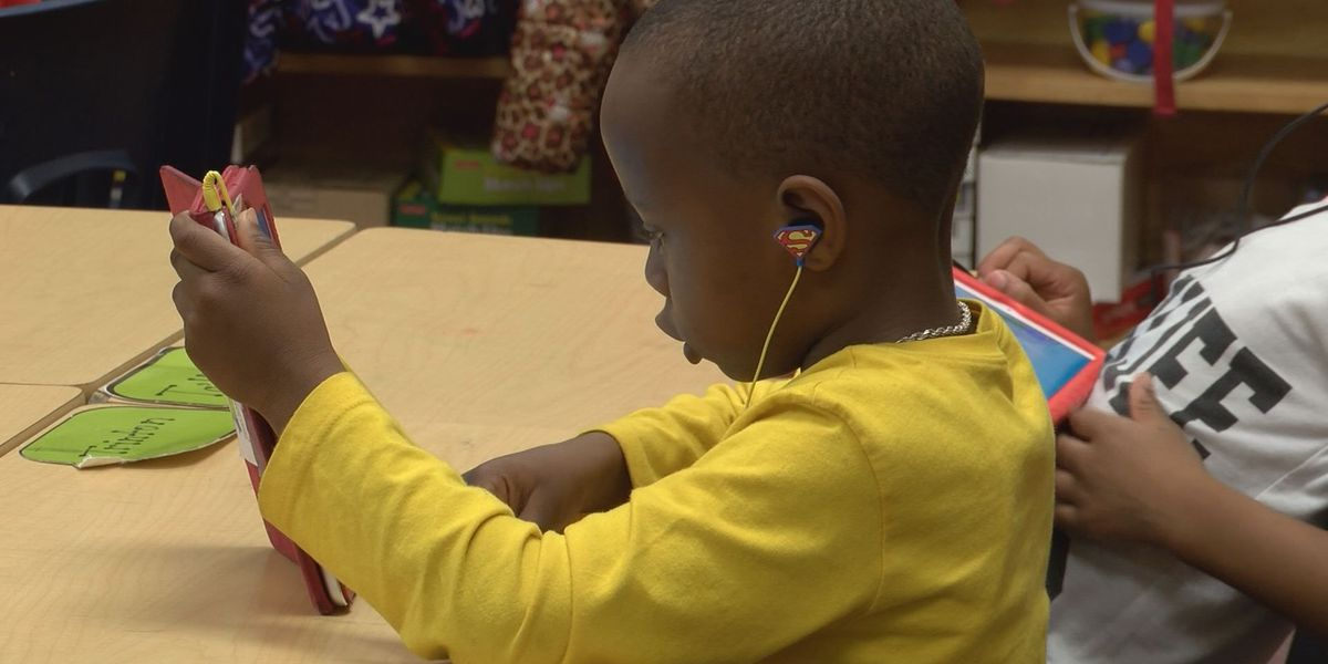 Thomasville Pre K Students To Get Amazon Tablets For At Home Reading