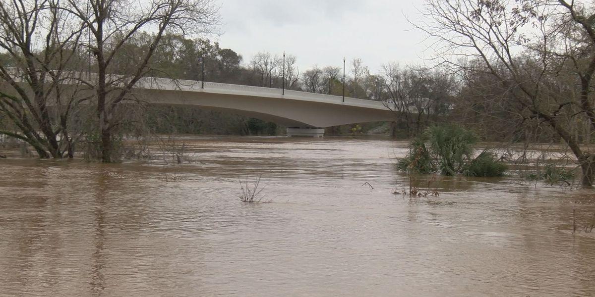 Latest update on flood forecasts
