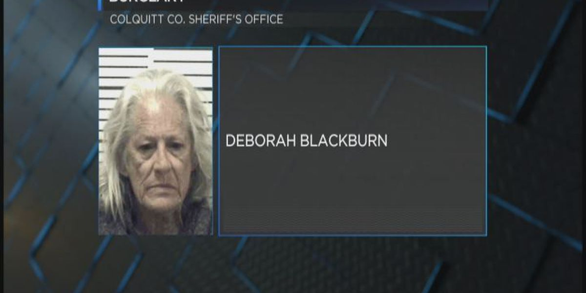 Woman arrested for stealing antiques