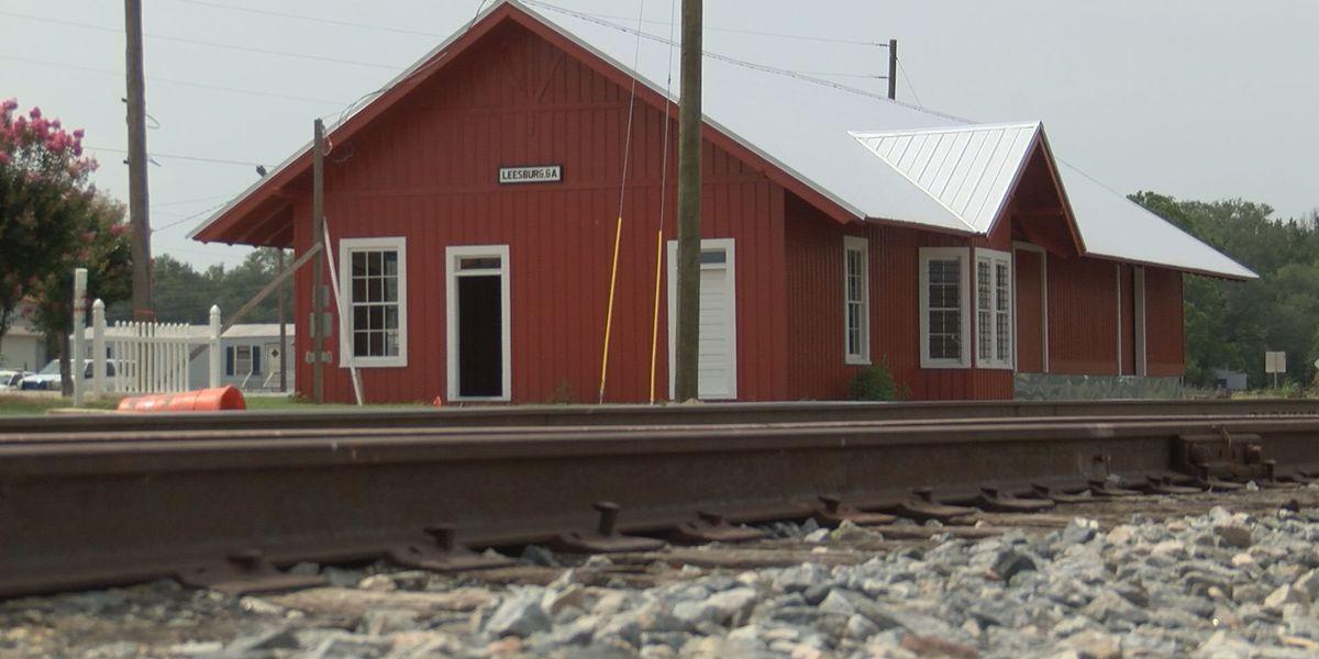 Leesburg city leaders revitalize historic depot