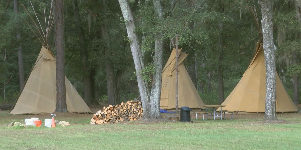 Chehaw holds first 'Traditional Skills Gathering' weekend