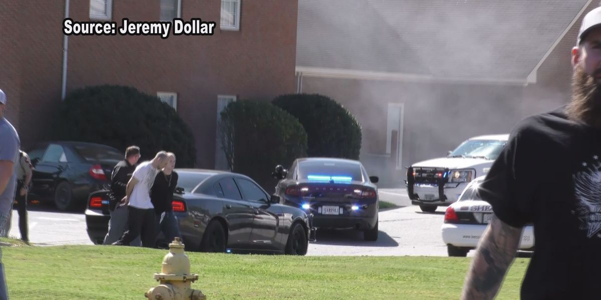 2 charged after leading brief chase in Dougherty and Lee Co.