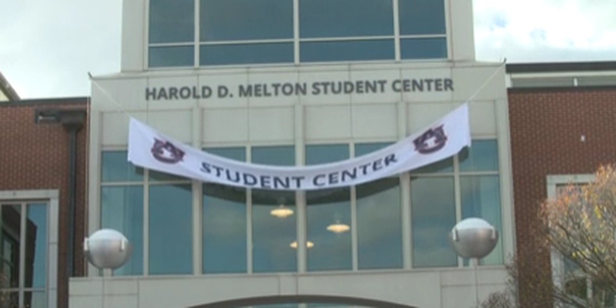 Auburn renames student center after Georgia Supreme Court Chief Justice Harold D. Melton