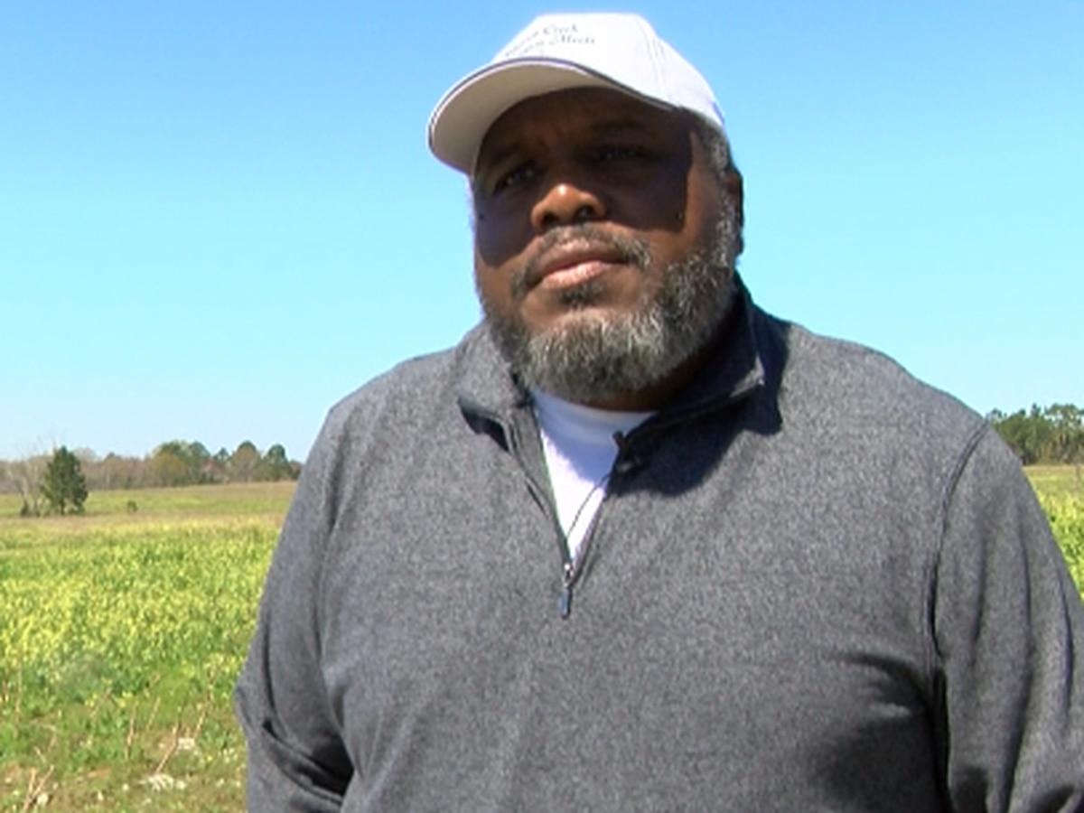 Tifton man advocating for GA farmers in Washington D.C.