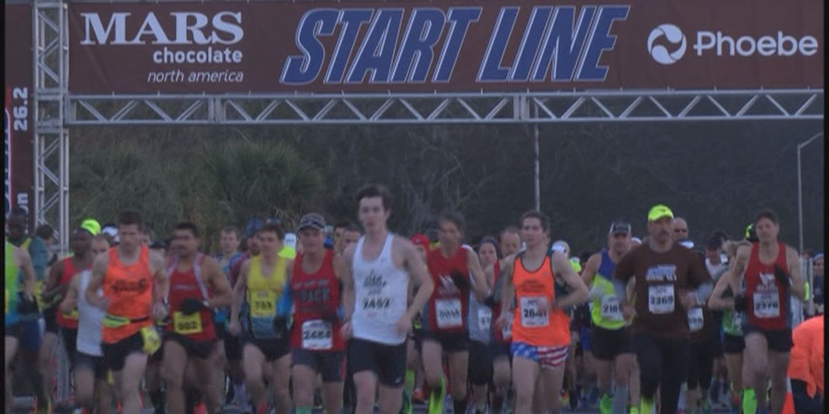 Snickers Marathon draws over 1,400 runners