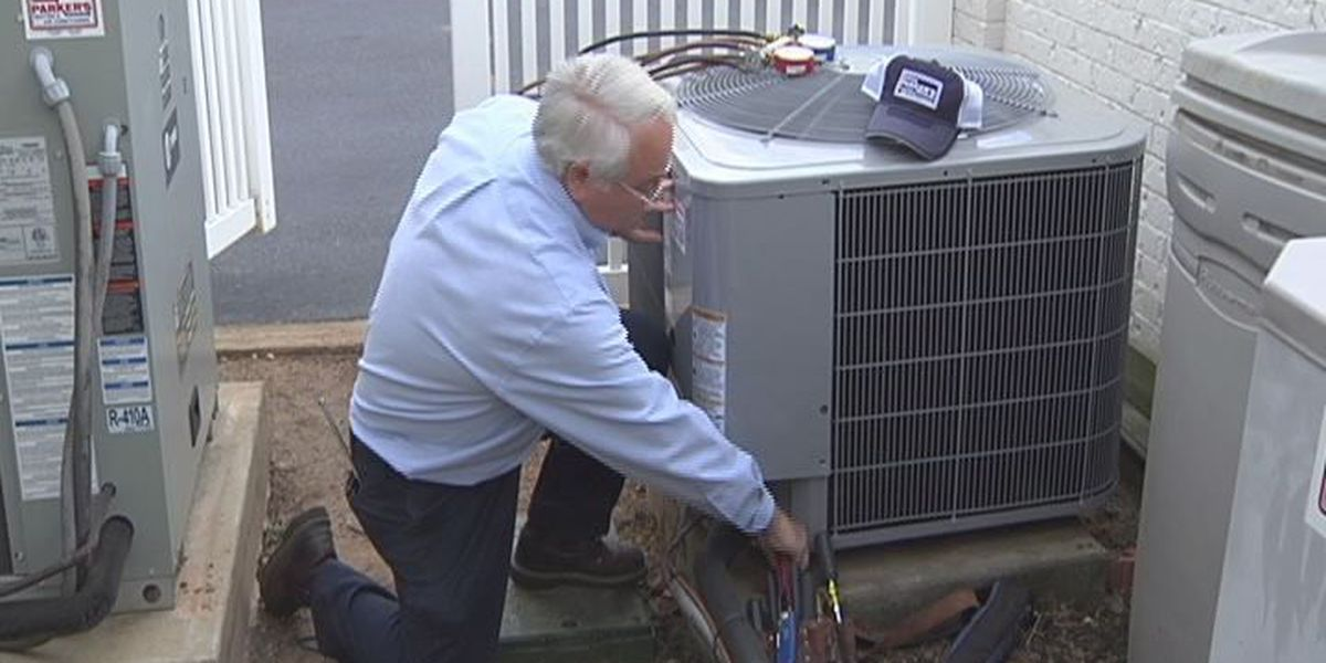 Warmer weather means it's time to check your A/C