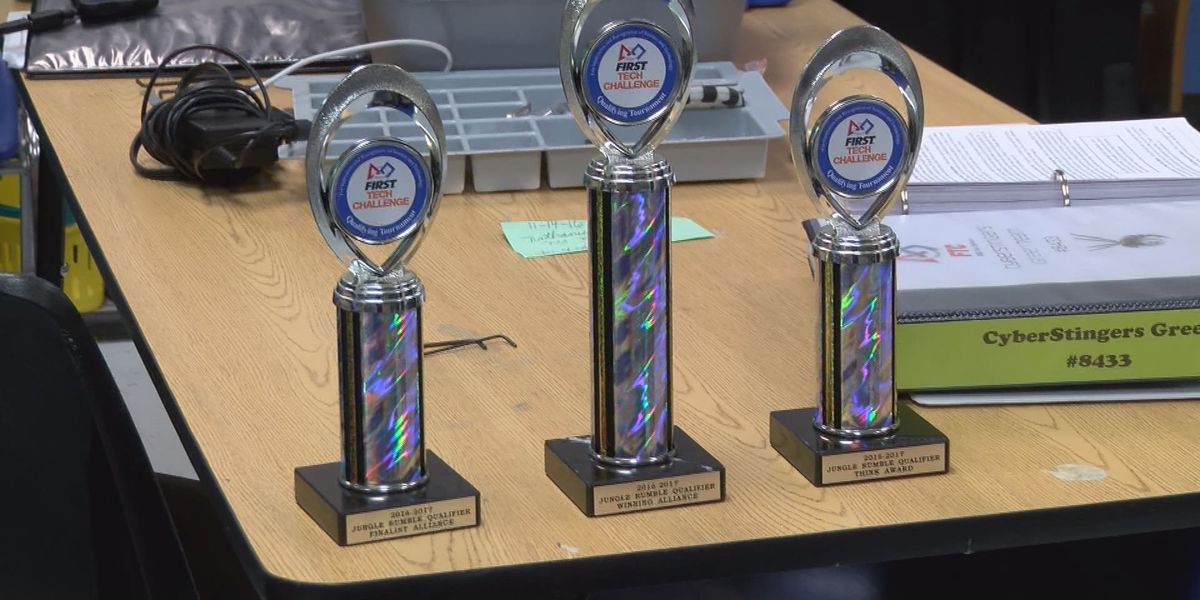 Thomas Co. students advance to state robotics competition