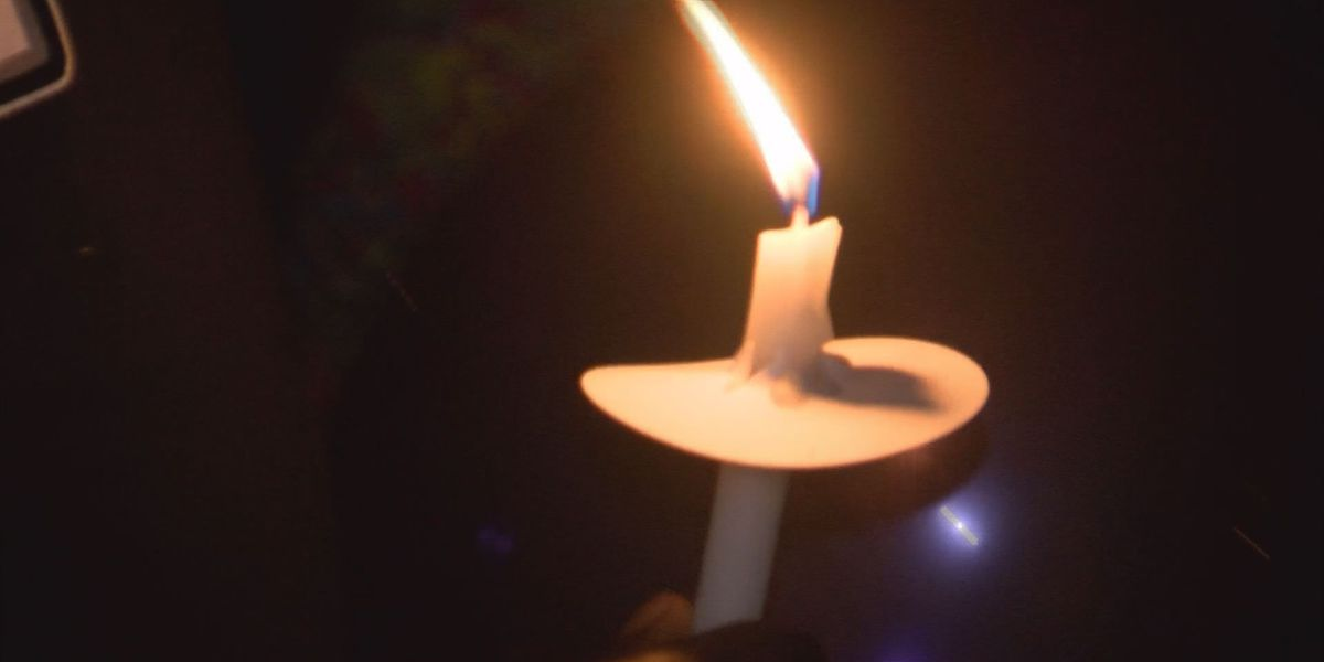 Candlelight vigil to remember double homicide victims