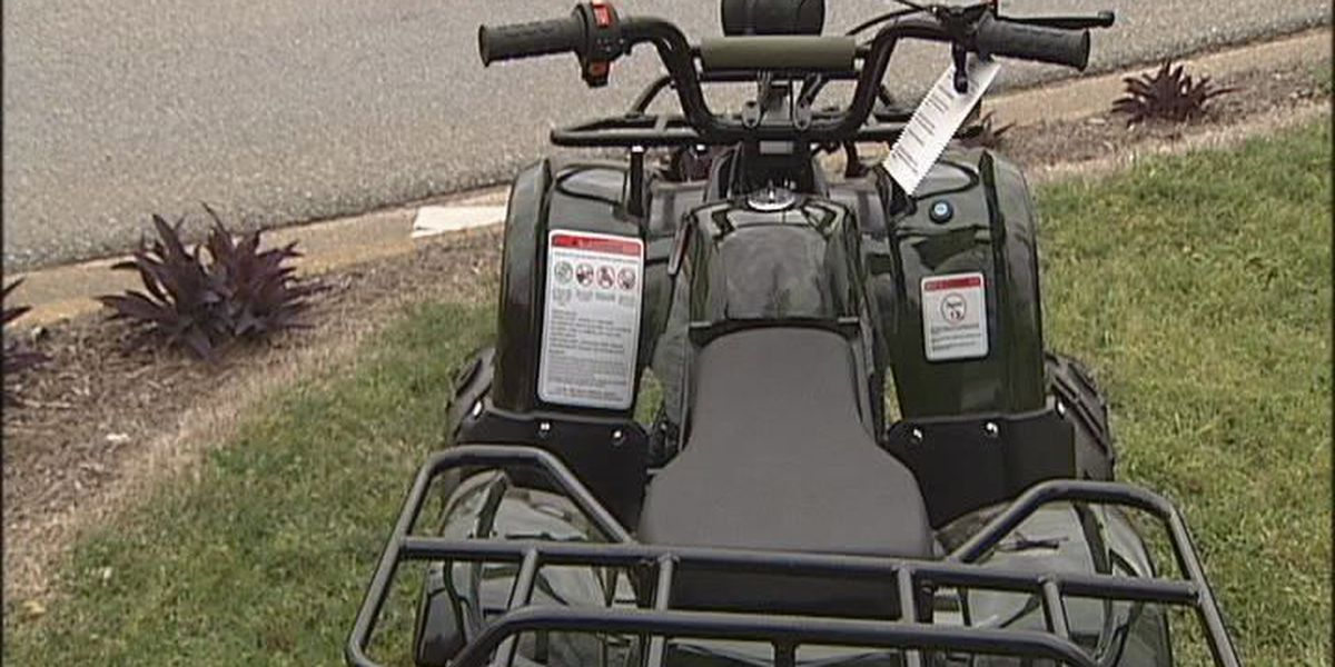 Keep ATV's off city streets or get ticketed