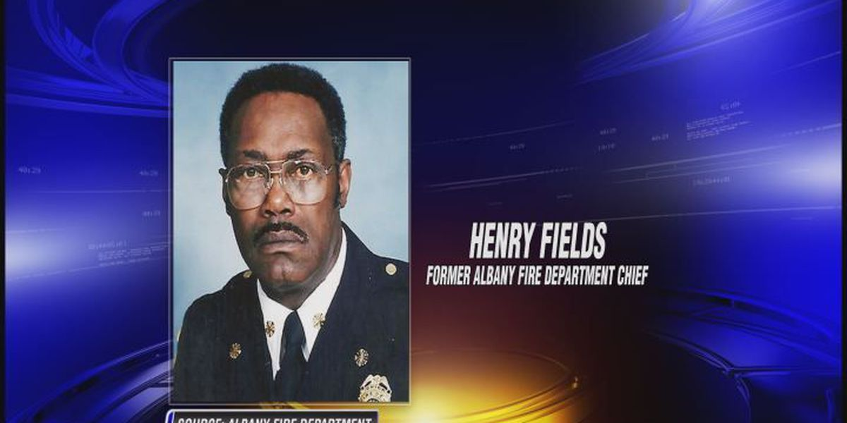 Former Albany Fire Department Chief dies