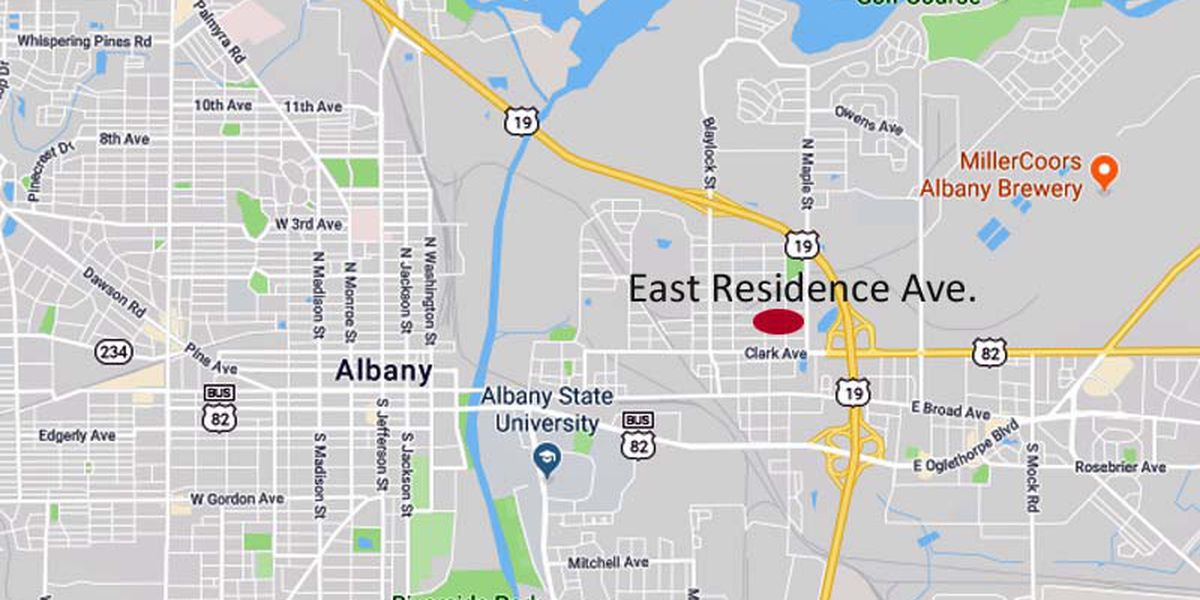 Albany victim shot 6 times on East Residence Ave.