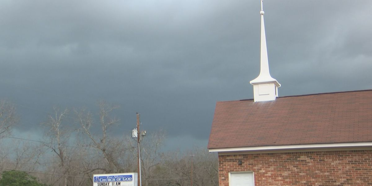 Shelters open in preparation of storms over the weekend