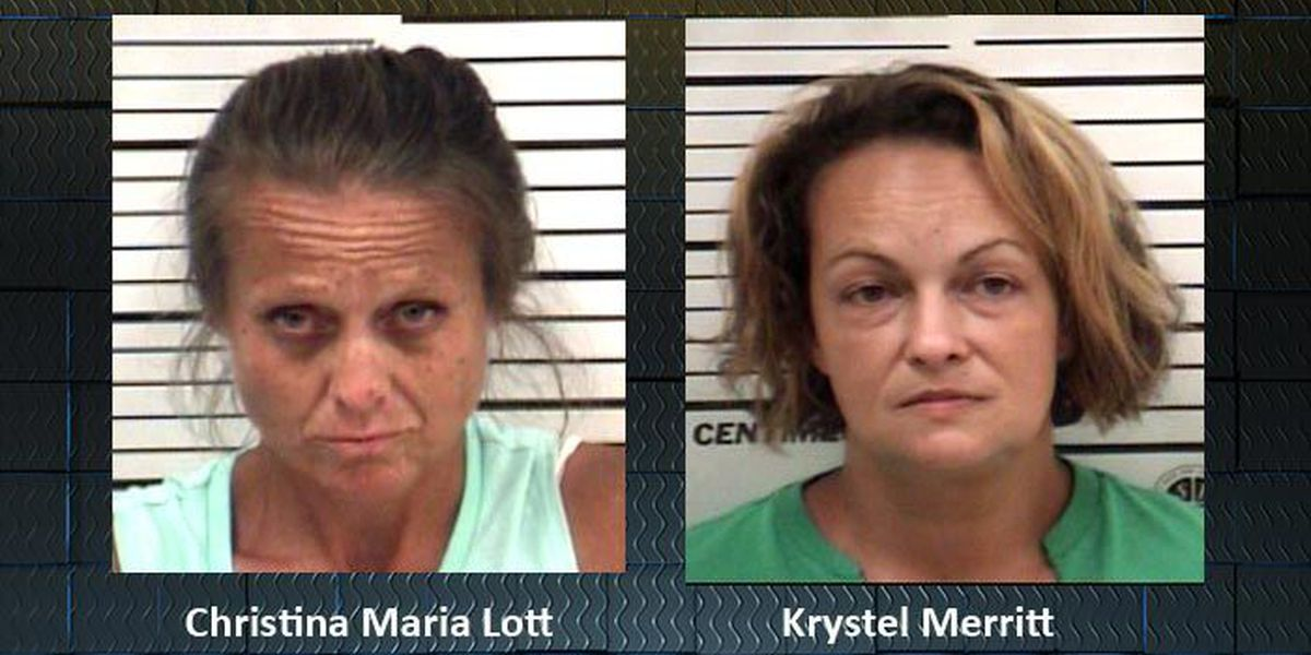 Sisters face drug charges in Coffee Co.